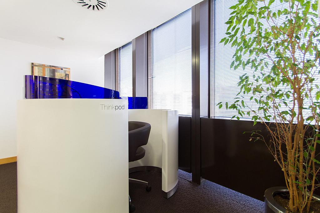 Oficina en alquiler en calle De Europa, Castellana en Madrid - 142097494