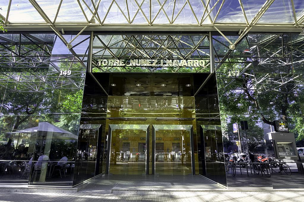 Oficina en alquiler en calle Tarragona, Eixample dreta en Barcelona - 142499806
