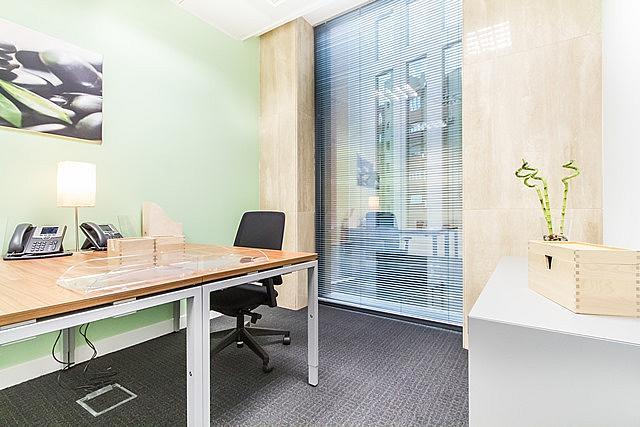 Oficina en alquiler en calle Gran Via de Les Corts Catalane, Eixample esquerra en Barcelona - 142506897