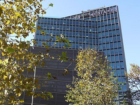 Oficina en alquiler en calle Diagonal, El Poblenou en Barcelona - 142501608