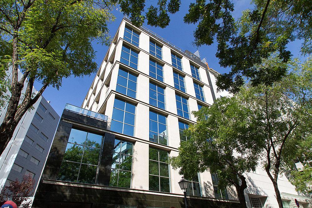 Oficina en alquiler en calle Pinar, Castellana en Madrid - 142508066