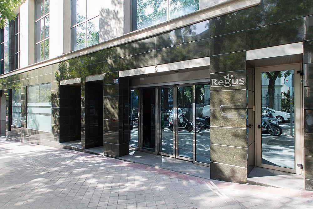Oficina en alquiler en calle Pinar, Castellana en Madrid - 142508245