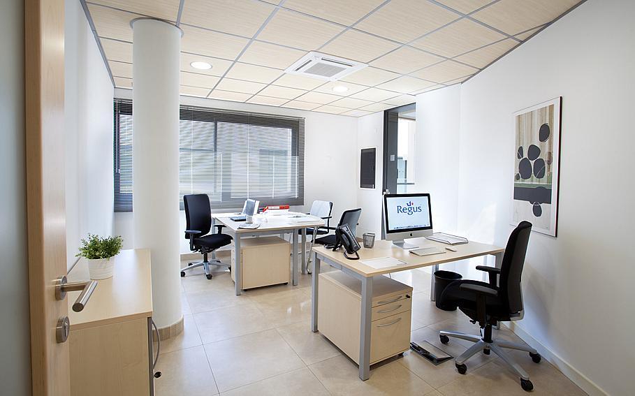 Oficina en alquiler en plaza De la Solidaridad, El Cónsul-Ciudad Universitaria en Málaga - 142373705