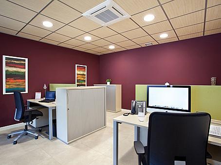 Oficina en alquiler en plaza De la Solidaridad, El Cónsul-Ciudad Universitaria en Málaga - 142373708