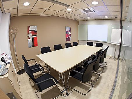 Oficina en alquiler en plaza De la Solidaridad, El Cónsul-Ciudad Universitaria en Málaga - 142373721