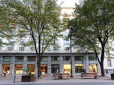 Oficina en alquiler en calle Gran Via, Indautxu en Bilbao - 142509857
