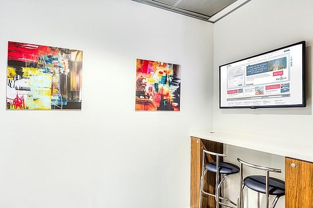 Oficina en alquiler en calle Diagonal, El Poblenou en Barcelona - 142740014