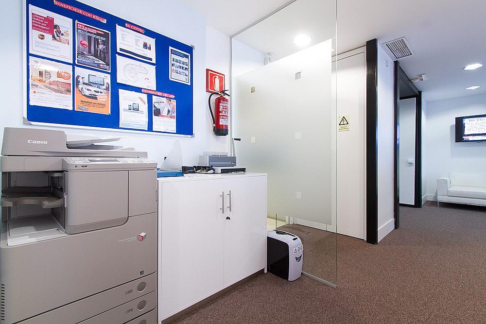 Oficina en alquiler en paseo De la Castellana, Tetuán en Madrid - 142742446