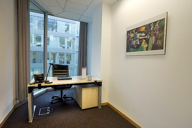 Oficina en alquiler en calle Diagonal, Eixample esquerra en Barcelona - 142756006