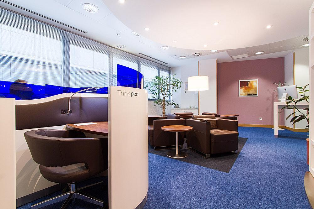 Oficina en alquiler en calle Ribera del Loira, Aeropuerto en Madrid - 142763704