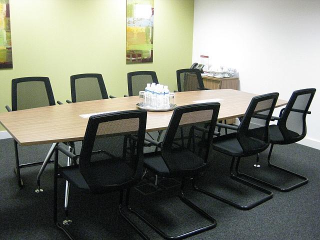 Oficina en alquiler en calle De Europa, Centro en Alcobendas - 142768503