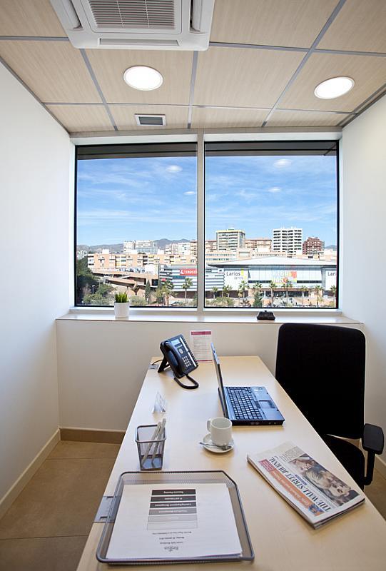 Oficina en alquiler en plaza De la Solidaridad, El Cónsul-Ciudad Universitaria en Málaga - 142787041