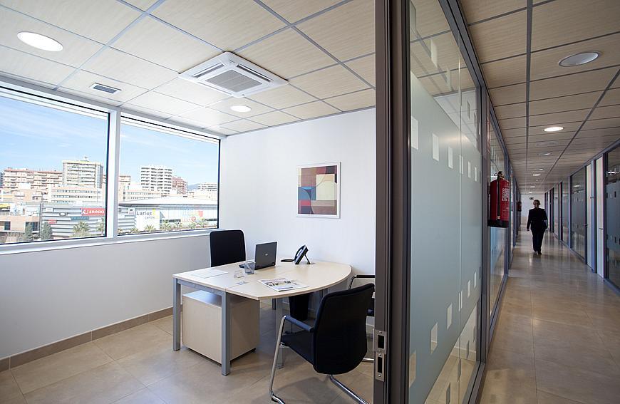 Oficina en alquiler en plaza De la Solidaridad, El Cónsul-Ciudad Universitaria en Málaga - 142787052