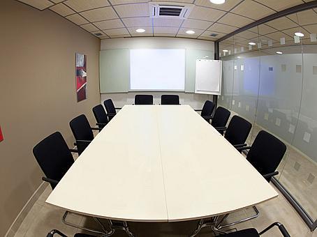 Oficina en alquiler en plaza De la Solidaridad, El Cónsul-Ciudad Universitaria en Málaga - 142787073