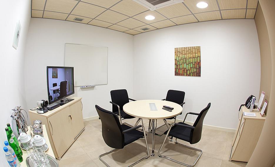 Oficina en alquiler en plaza De la Solidaridad, El Cónsul-Ciudad Universitaria en Málaga - 142787091