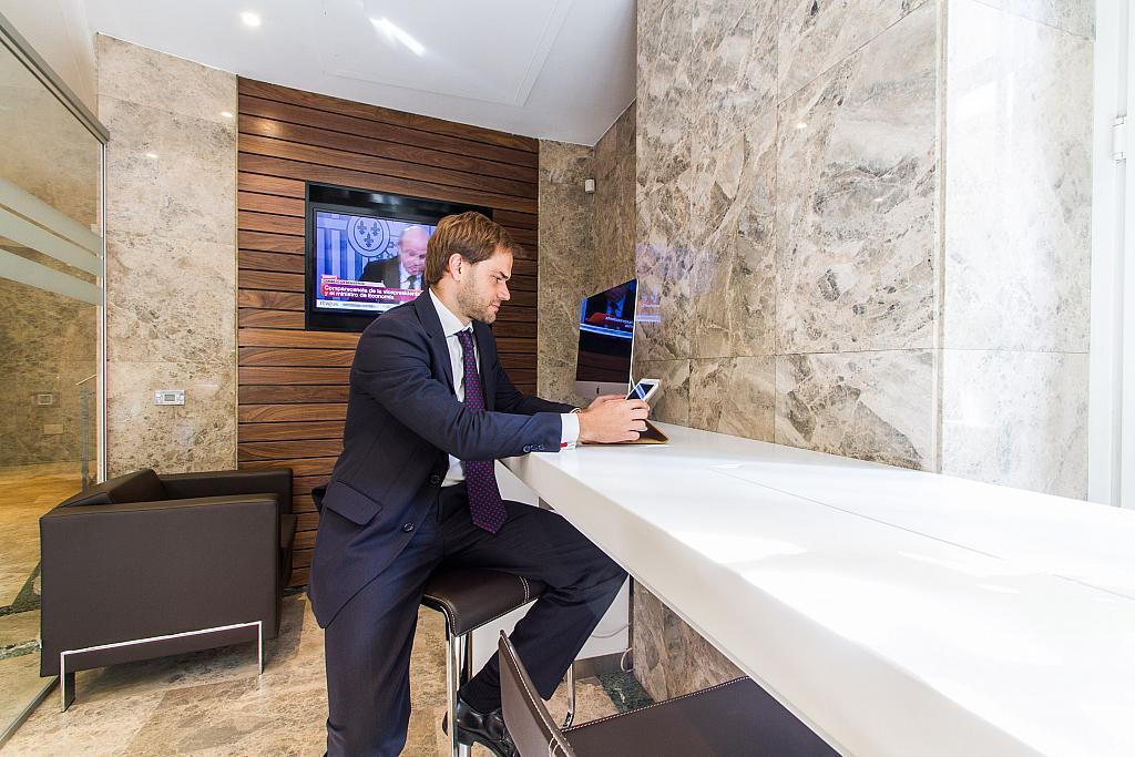 Oficina en alquiler en calle Del Doctor Arce, El Viso en Madrid - 142804262