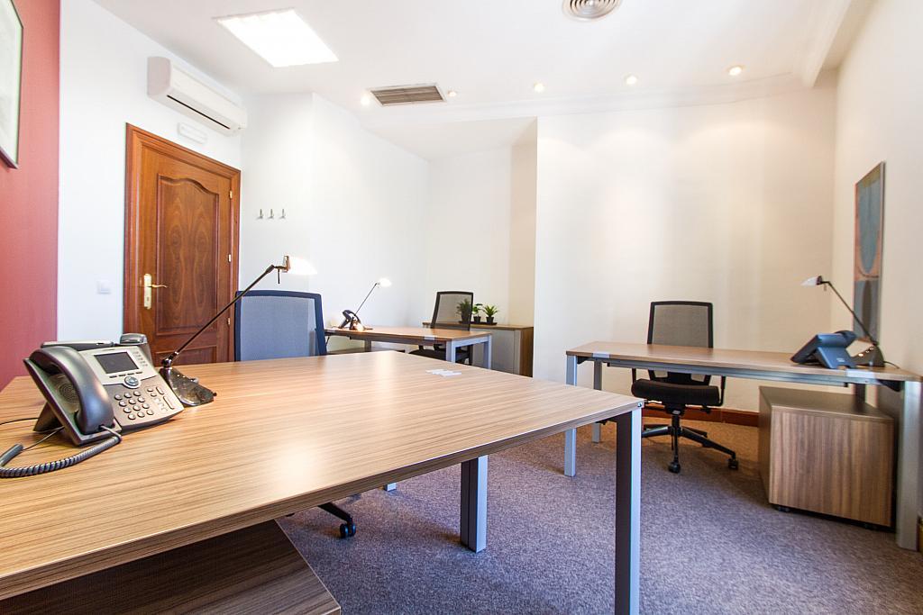 Oficina en alquiler en paseo De Castellana, Castellana en Madrid - 142805348