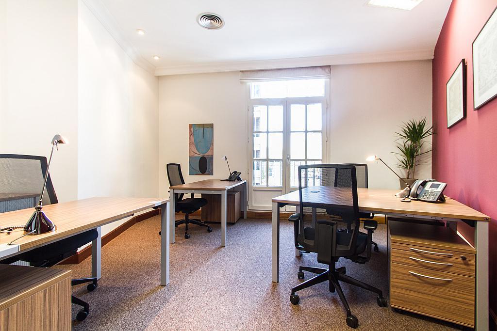 Oficina en alquiler en paseo De Castellana, Castellana en Madrid - 142805354