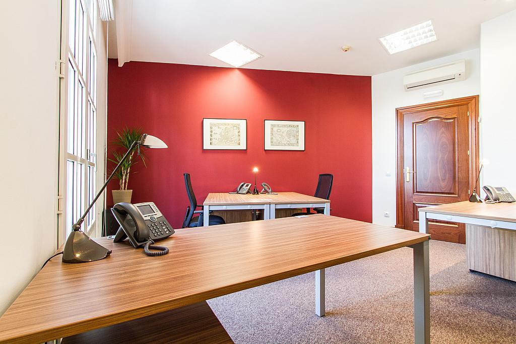 Oficina en alquiler en paseo De Castellana, Castellana en Madrid - 142805362