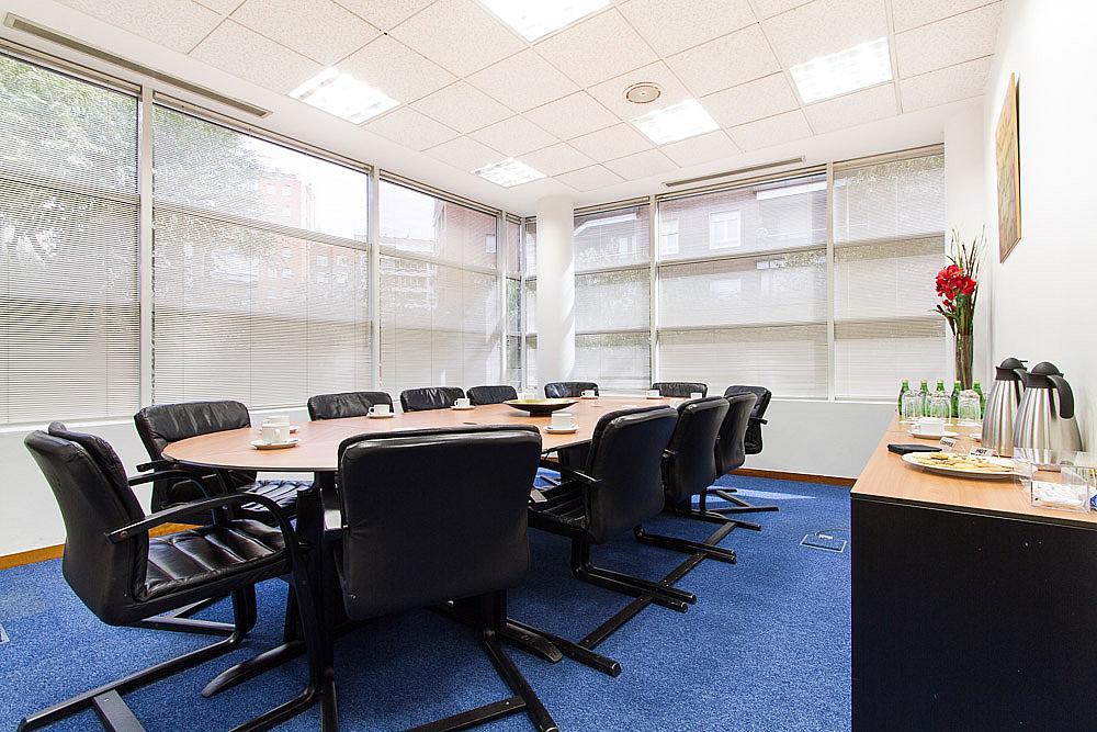 Oficina en alquiler en calle Lopez de Hoyos, Chamartín en Madrid - 143120344