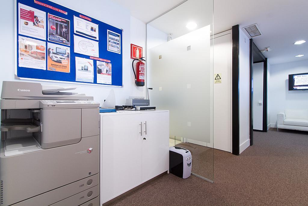 Oficina en alquiler en calle Gabriel García Márquez, Madrid - 157874965
