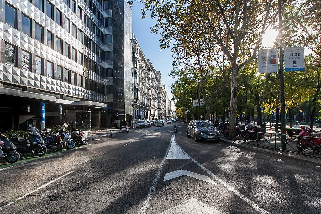 Oficina en alquiler en paseo De la Castellana, Recoletos en Madrid - 170875594