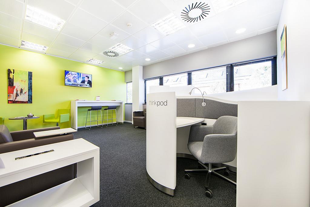 Oficina en alquiler en calle Gabriel García Marquez, El Cantizal en Rozas de Madrid (Las) - 170876553