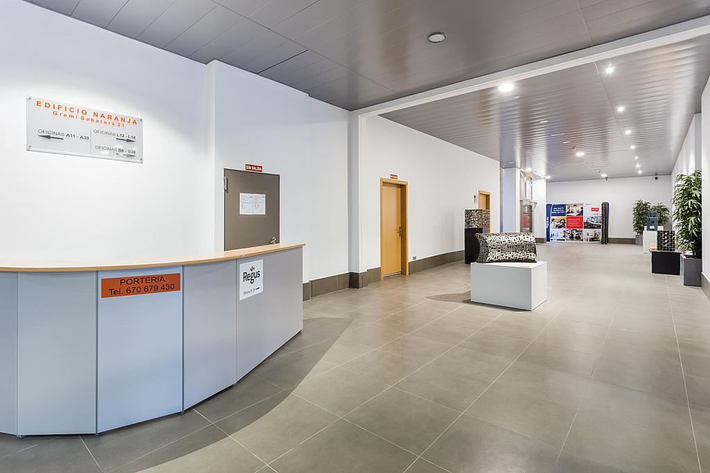 Oficina en alquiler en calle Gremi de Sabaters, Sa Indioteria en Palma de Mallorca - 239804312
