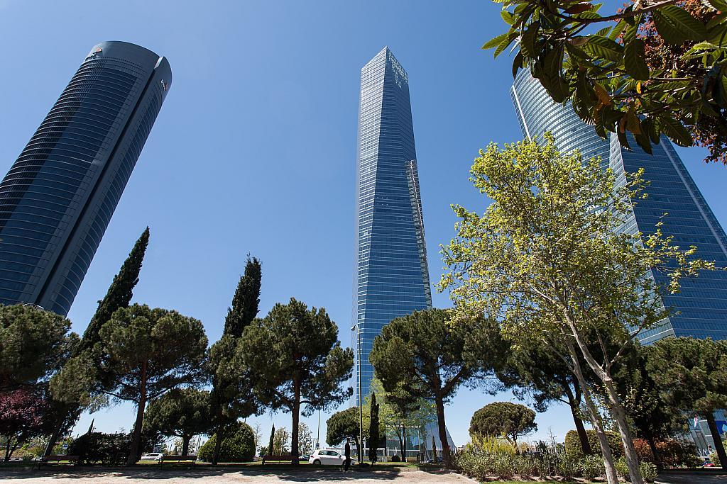Oficina en alquiler en paseo De la Castellana, Castellana en Madrid - 285669737