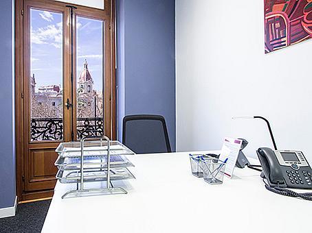 Oficina - Oficina en alquiler en calle De Las Barcas, Gran Vía en Valencia - 238056271