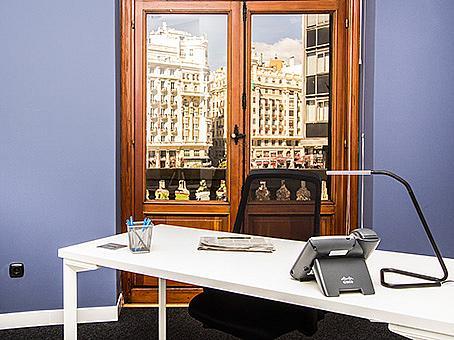 Oficina en alquiler en calle De Las Barcas, Gran Vía en Valencia - 238059275