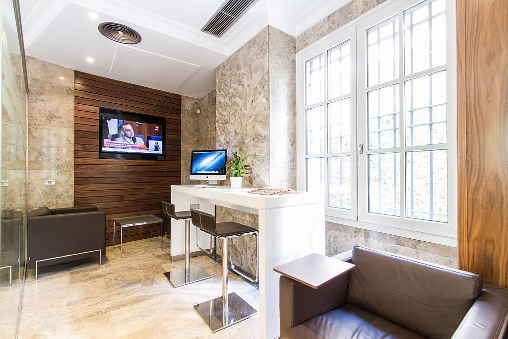 Oficina en alquiler en paseo De la Castellana, Cortes-Huertas en Madrid - 239525359
