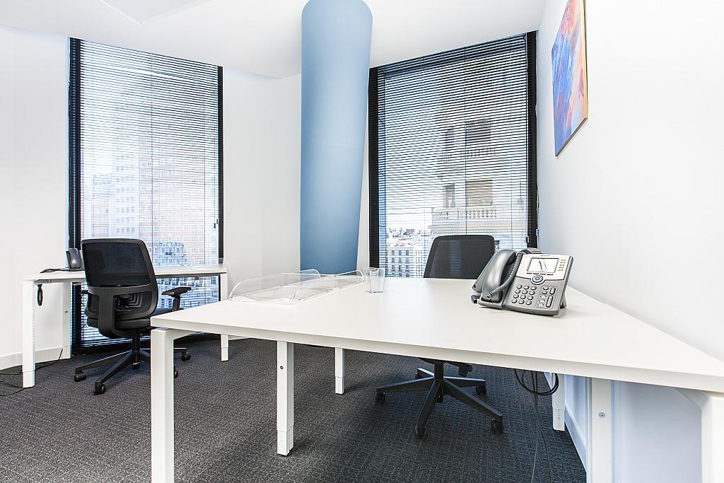 Oficina en alquiler en calle Leganitos, Argüelles en Madrid - 242378694