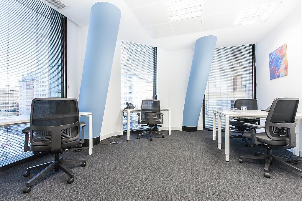 Oficina en alquiler en calle Leganitos, Argüelles en Madrid - 242378708