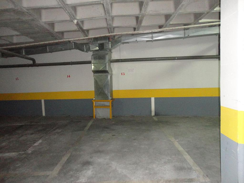 Foto 2 - Garaje en alquiler en calle Jose M Lacort, Centro en Valladolid - 324106070