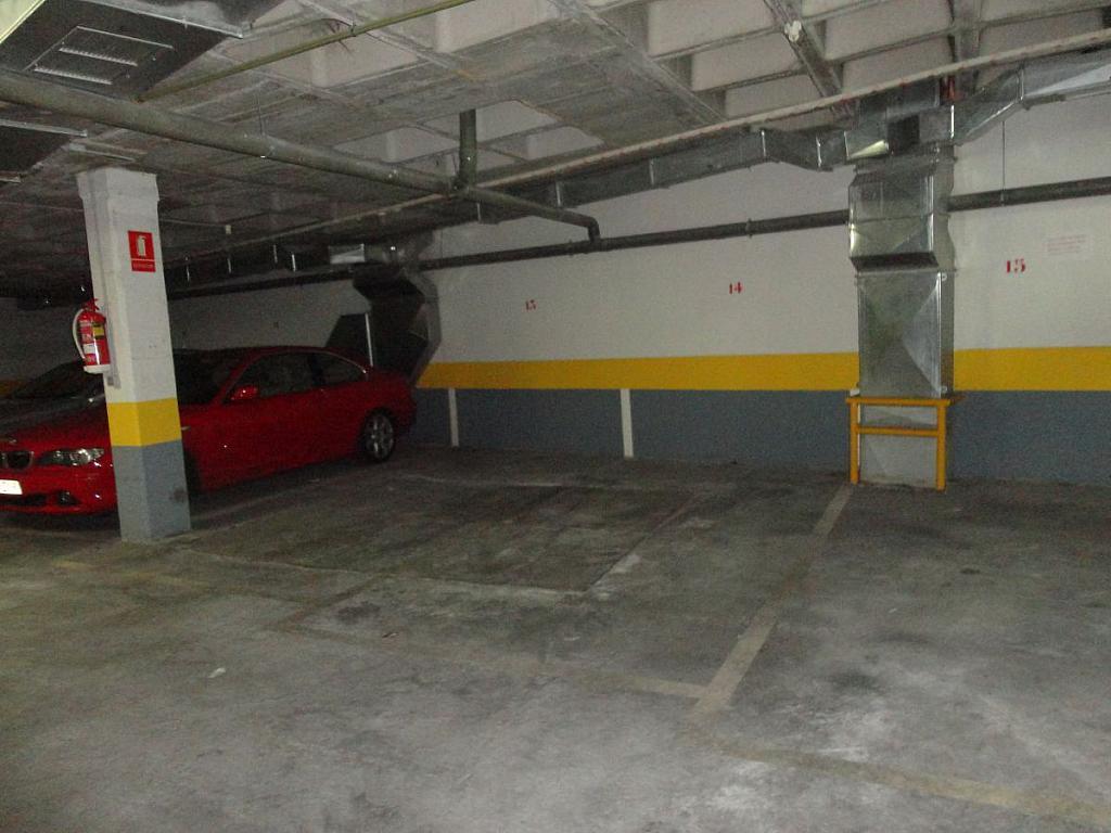Foto 3 - Garaje en alquiler en calle Jose M Lacort, Centro en Valladolid - 324106073