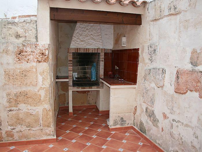 Casa en alquiler de temporada en calle Sant Joan Baptista, Núcleo urbano en Ciutadella de Menorca - 176766408