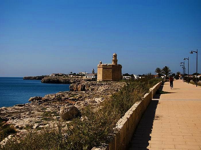 Apartamento en alquiler de temporada en calle Gustavo Mas, Ciutadella en Ciutadella de Menorca - 176959351