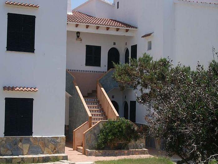 Apartamento en alquiler de temporada en calle Avinguda Los Delfines, Ciutadella de Menorca - 177081307
