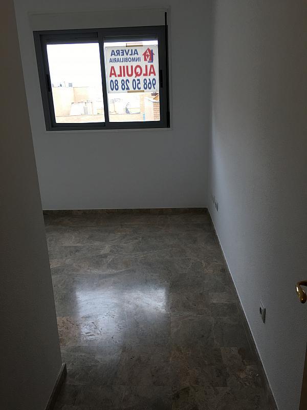 Ático en alquiler en calle Ramon y Cajal, Cartagena - 345969447