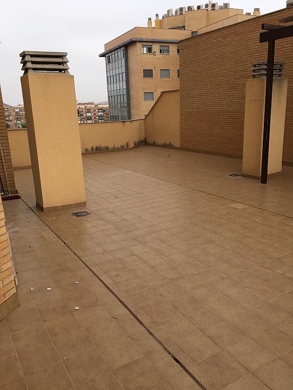 Ático en alquiler en calle Ramon y Cajal, Cartagena - 345969481
