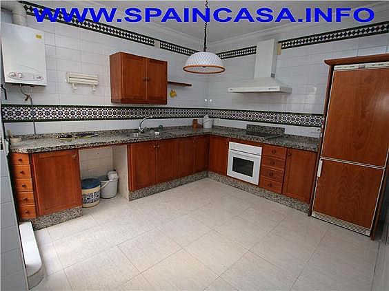 Casa adosada en alquiler en Aljaraque - 258188006