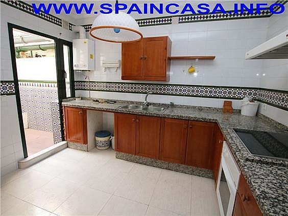 Casa adosada en alquiler en Aljaraque - 258188009