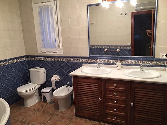 Casa adosada en alquiler en Aljaraque - 331571843