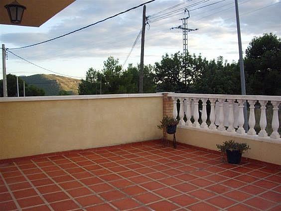Casa adosada en alquiler en calle , Serra - 143406215