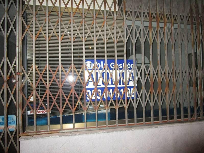 Foto - Local comercial en alquiler en calle Carmelitasoeste, San Bernardo en Salamanca - 329820683