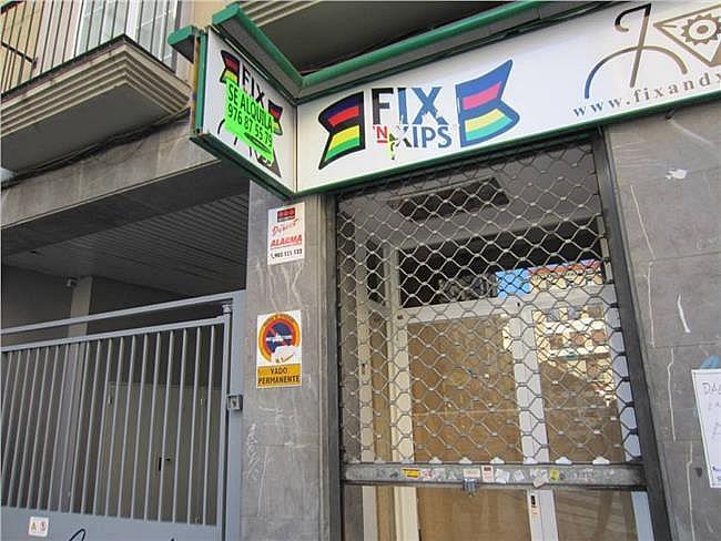 Local comercial en alquiler en calle San Lorenzo, Centro en Zaragoza - 306740193