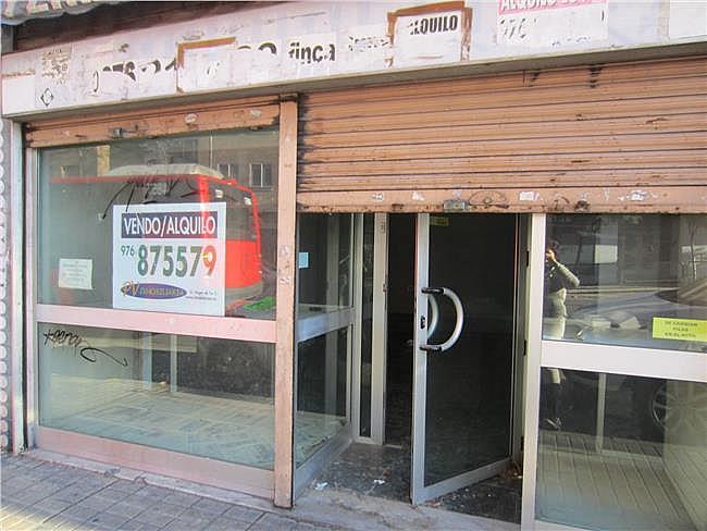 Local comercial en alquiler en calle Joge Coci, Las Fuentes – La Cartuja en Zaragoza - 379282914