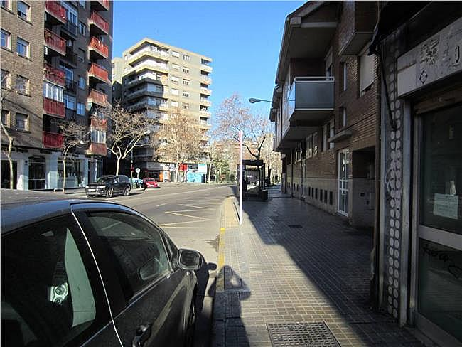 Local comercial en alquiler en calle Joge Coci, Las Fuentes – La Cartuja en Zaragoza - 379282923