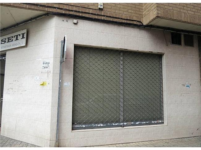 Local comercial en alquiler en calle Tiermas, Las Fuentes – La Cartuja en Zaragoza - 307179904